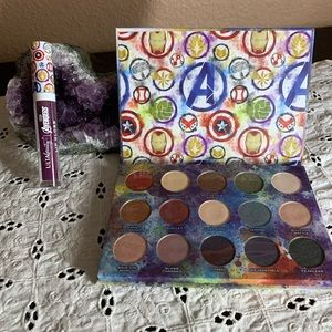 Ulta Marvel Avengers Makeup Bundle